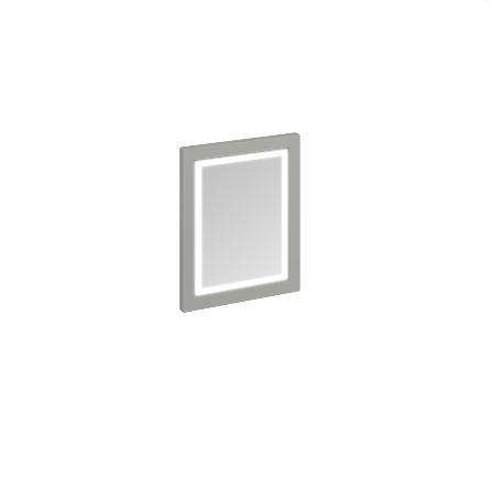Зеркало в раме 60см, с LED подсветкой